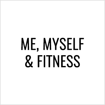 Me, Myself & Fitness Gym Wear